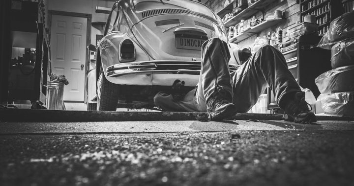 Sådan kan du selv vedligeholde din bil