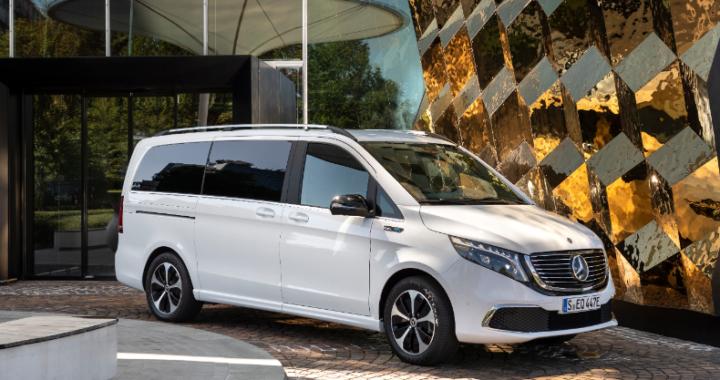 Ny Mercedes-Benz – Elektrisk og med plads til 8 personer