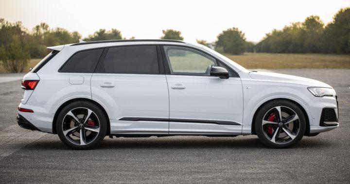 NY Audi Q7 plugin hybrid klar til Danmark