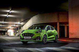 VIDEO – Masser af power i Ford Puma – Ny ST får 200 hk