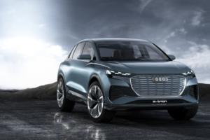 Nu åbner Audi for pre-booking af Q4 e-tron