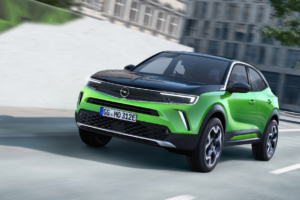 Den Nye Opel Mokka – helt elektrisk med mere