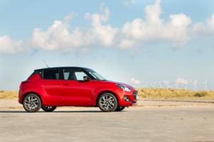 Facelift: Suzuki Swift fyldt med sikkerhedsudstyr